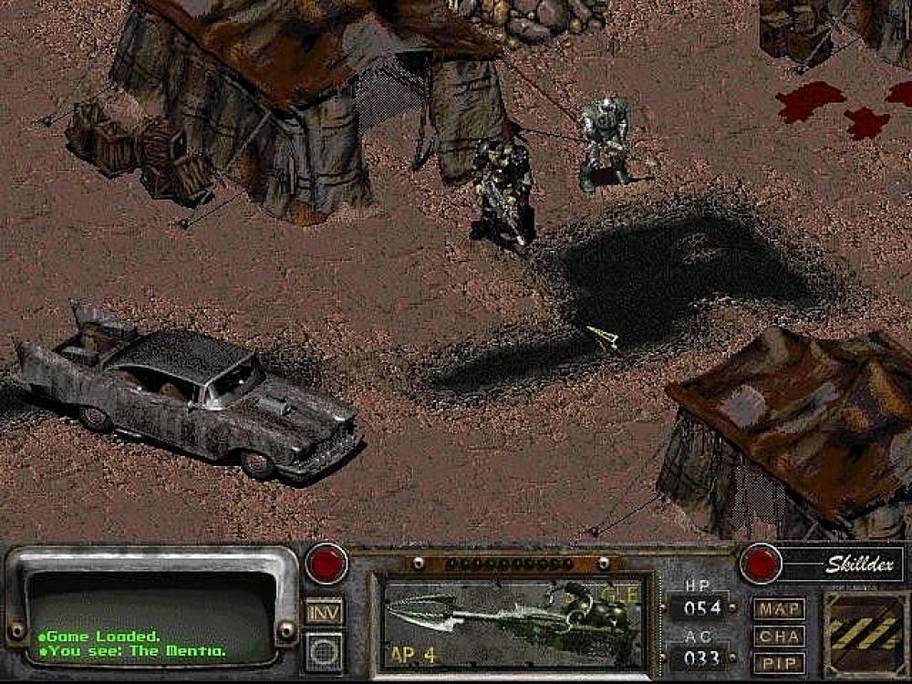 Fallout 2 / скриншот