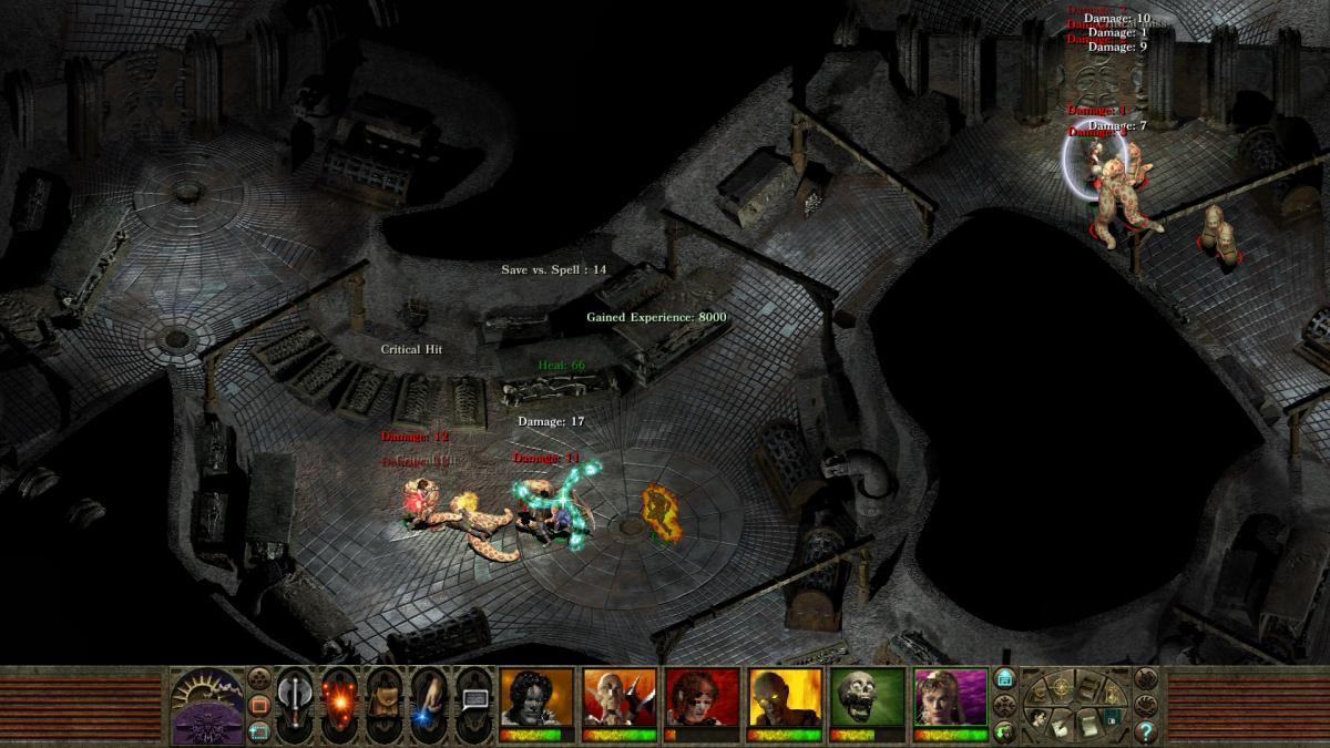 Planescape: Torment: Enhanced Edition / store.steampowered.com