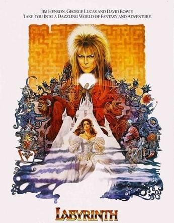 """Постер фильма """"Лабиринт"""" 1986 г. / фото Википедия"""