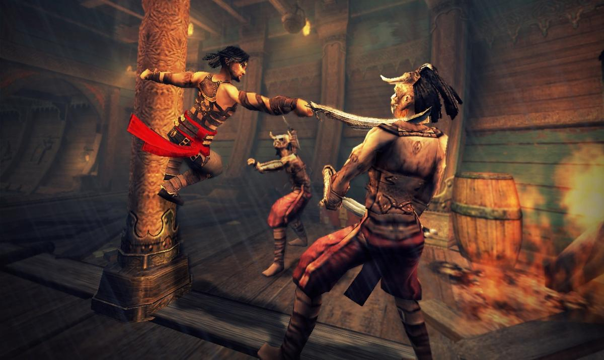 Prince of Persia: Warrior Within / store.steampowered.com