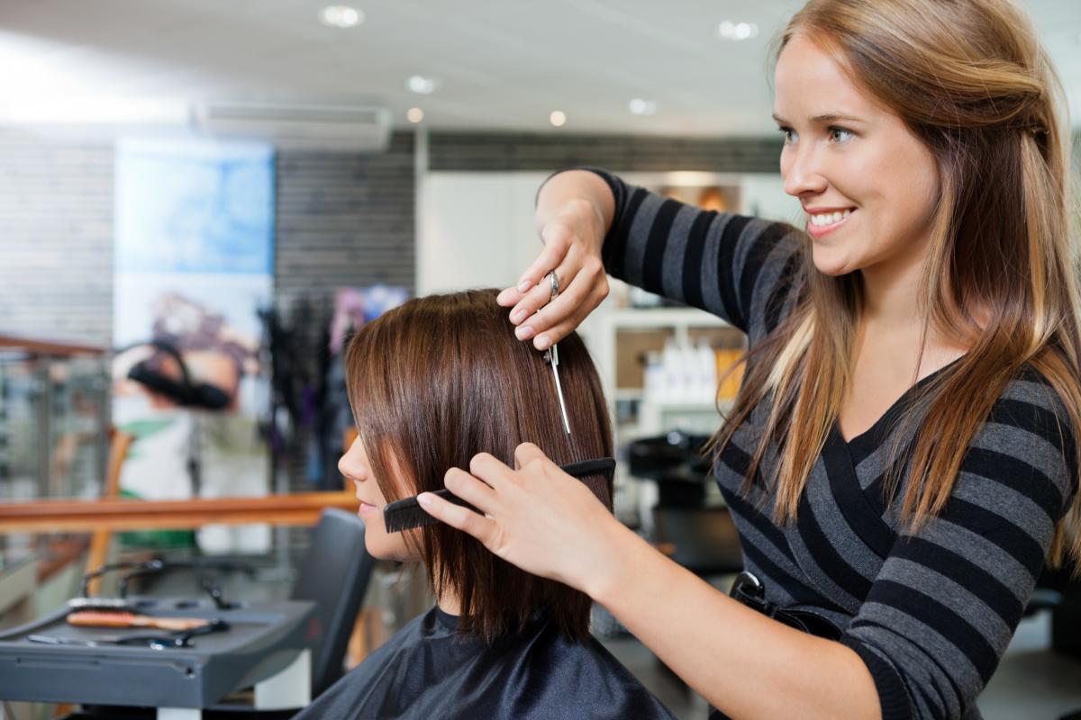 Будут ли работать салоны красоты в карантин выходного дня / фото ua.depositphotos.com