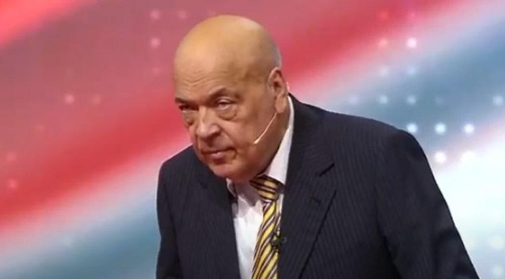 Москаль инсульт - экс-губернатору стало плохо в прямом эфире: видео / Скриншот