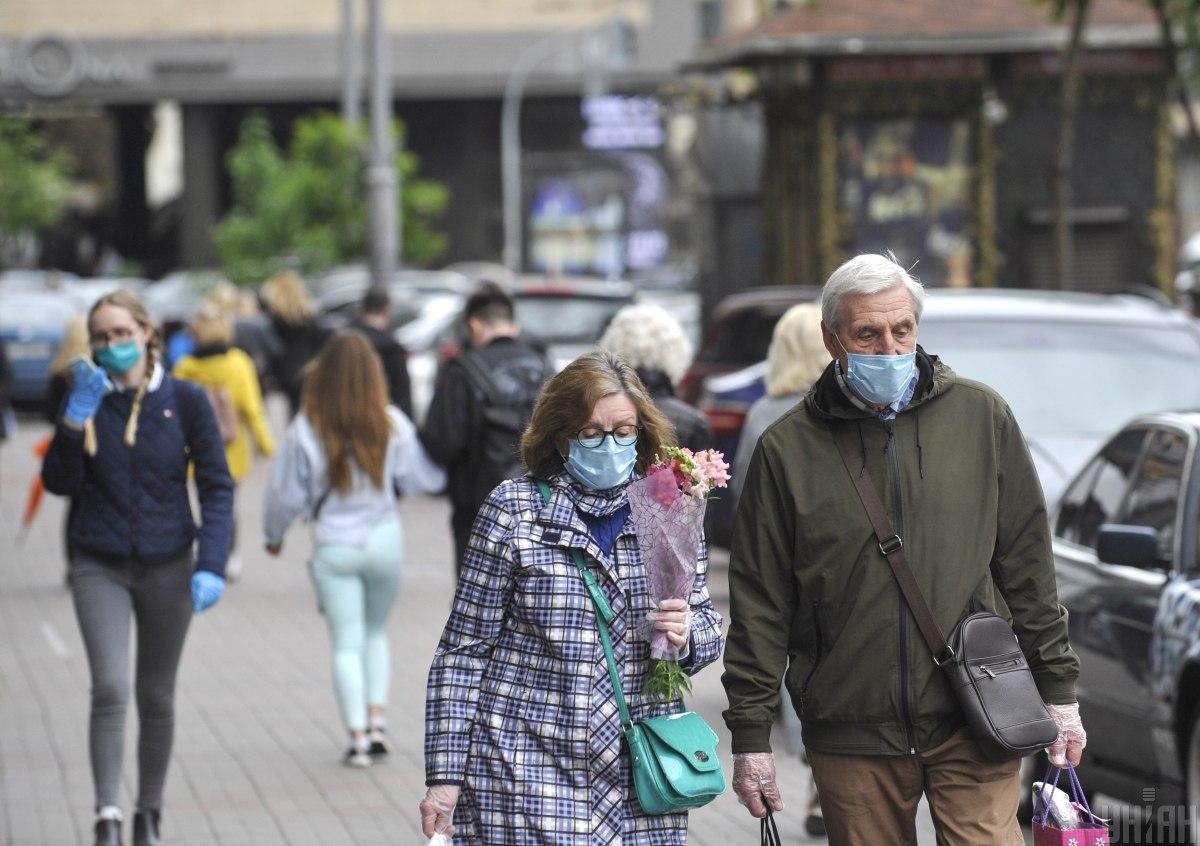 В г. Киев на сегодня 3043 случаи инфицирования коронавирусом / фото УНИАН