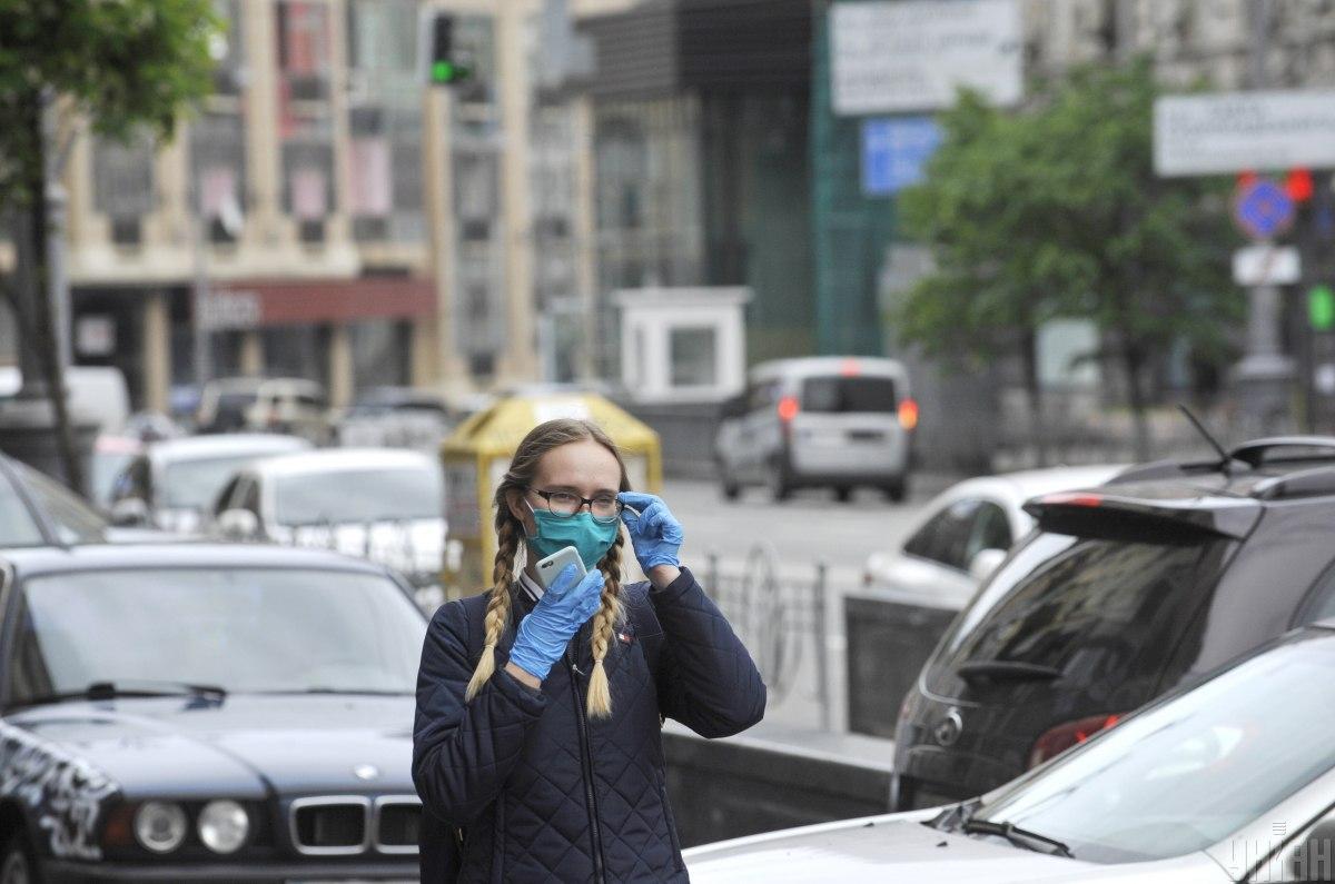 Гелевей считает, что зонирование районов Киева на «красные» и «оранжевые» зоны невозможно/ фото УНИАН