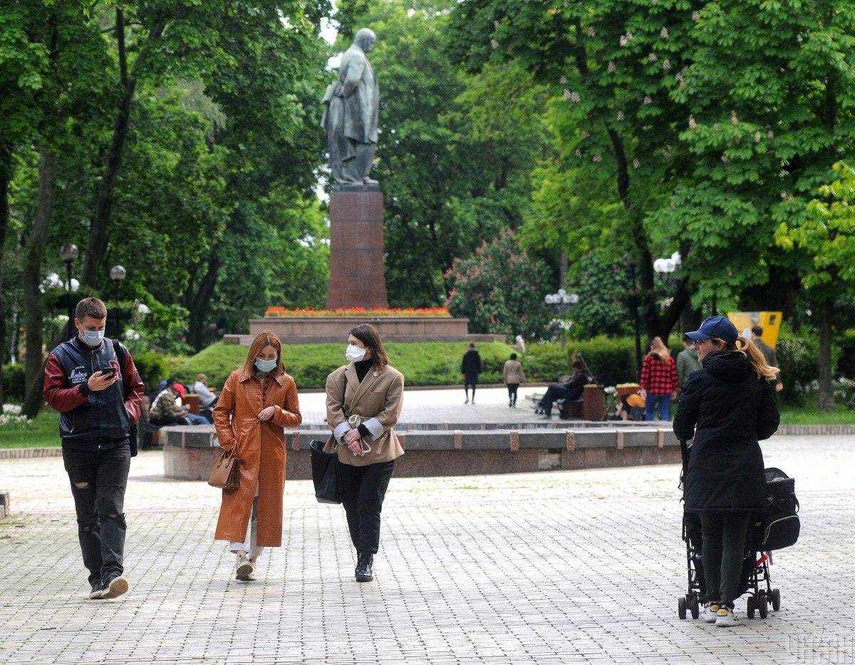 COVID-19 в Украине медленно будет угасать / фото УНИАН