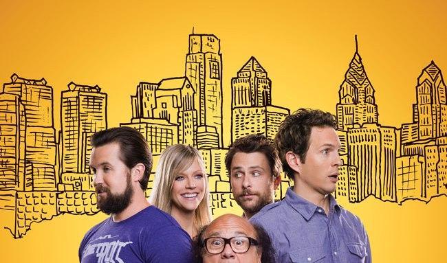 """Для FX серіал """"У Філадельфії завжди сонячно"""" став першим комедійним хітом \ FX"""