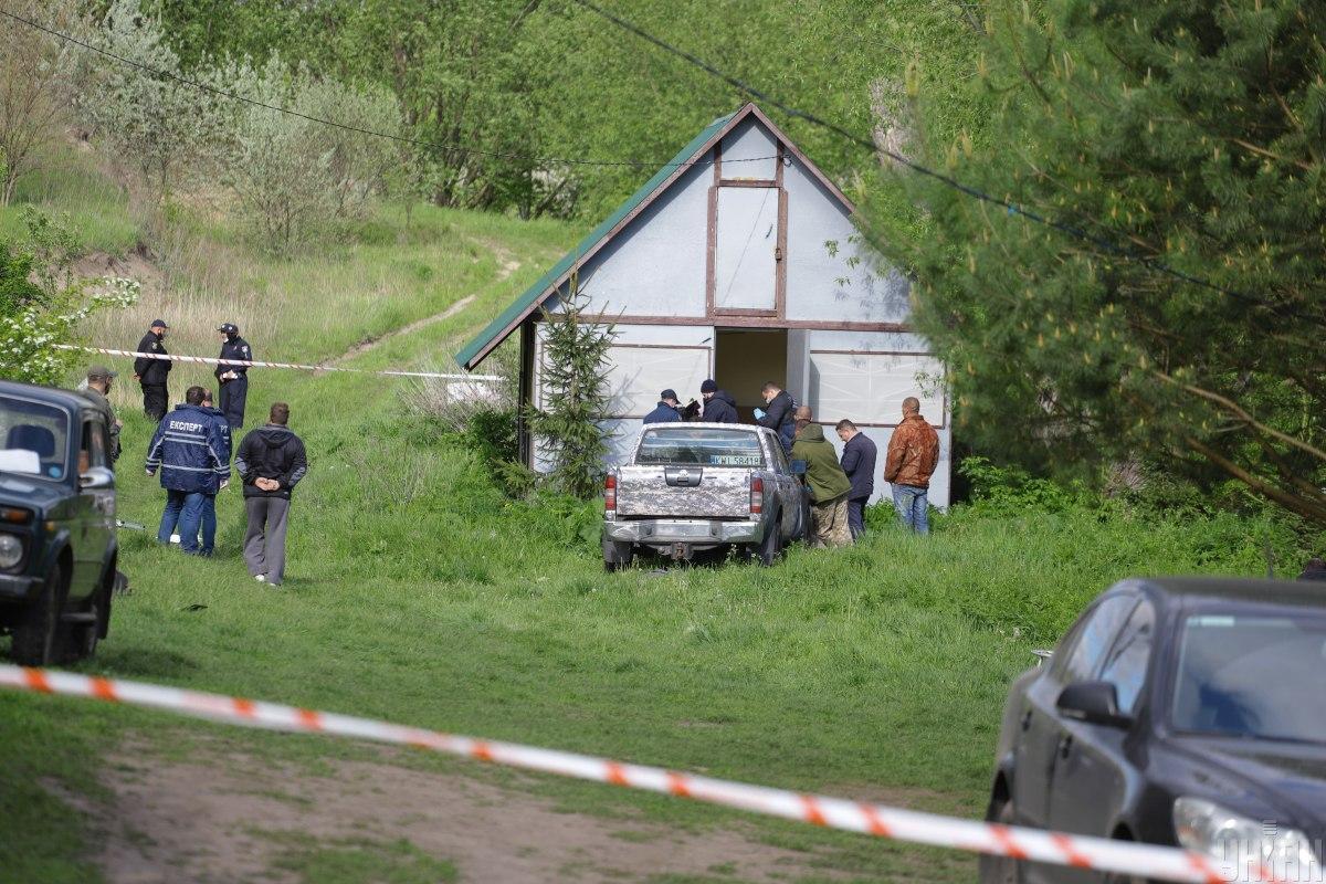 В МВД раскрыли детали дела об убийстве семерых человек / фото УНИАН