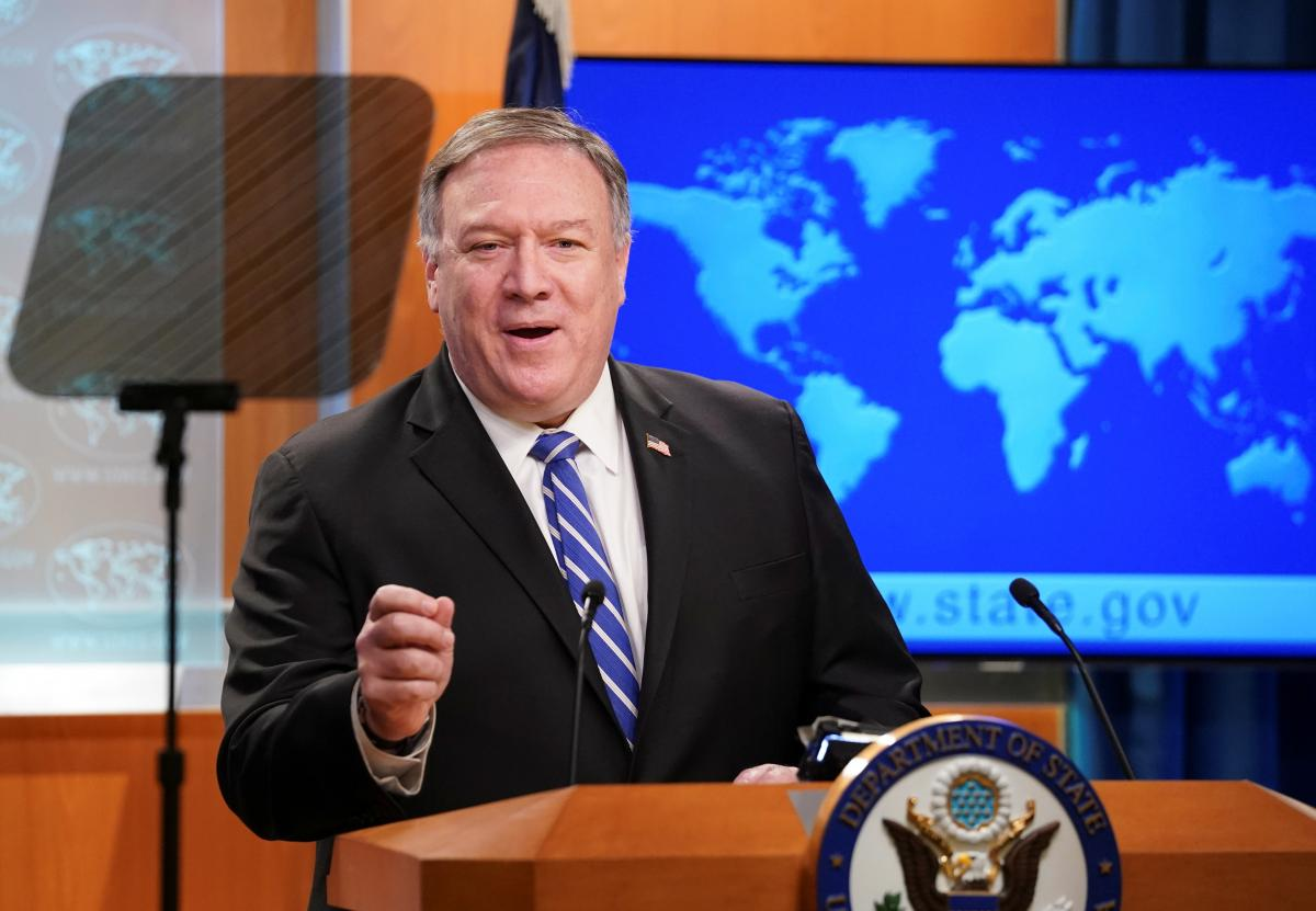 Помпео может баллотироваться на пост президента США / фото REUTERS