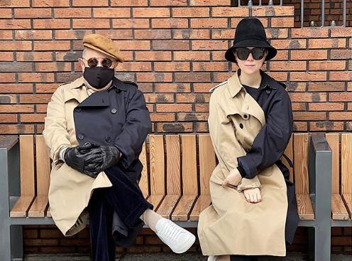 Петросян з молодою дружиною / instagram.com/petrosyanevgeny