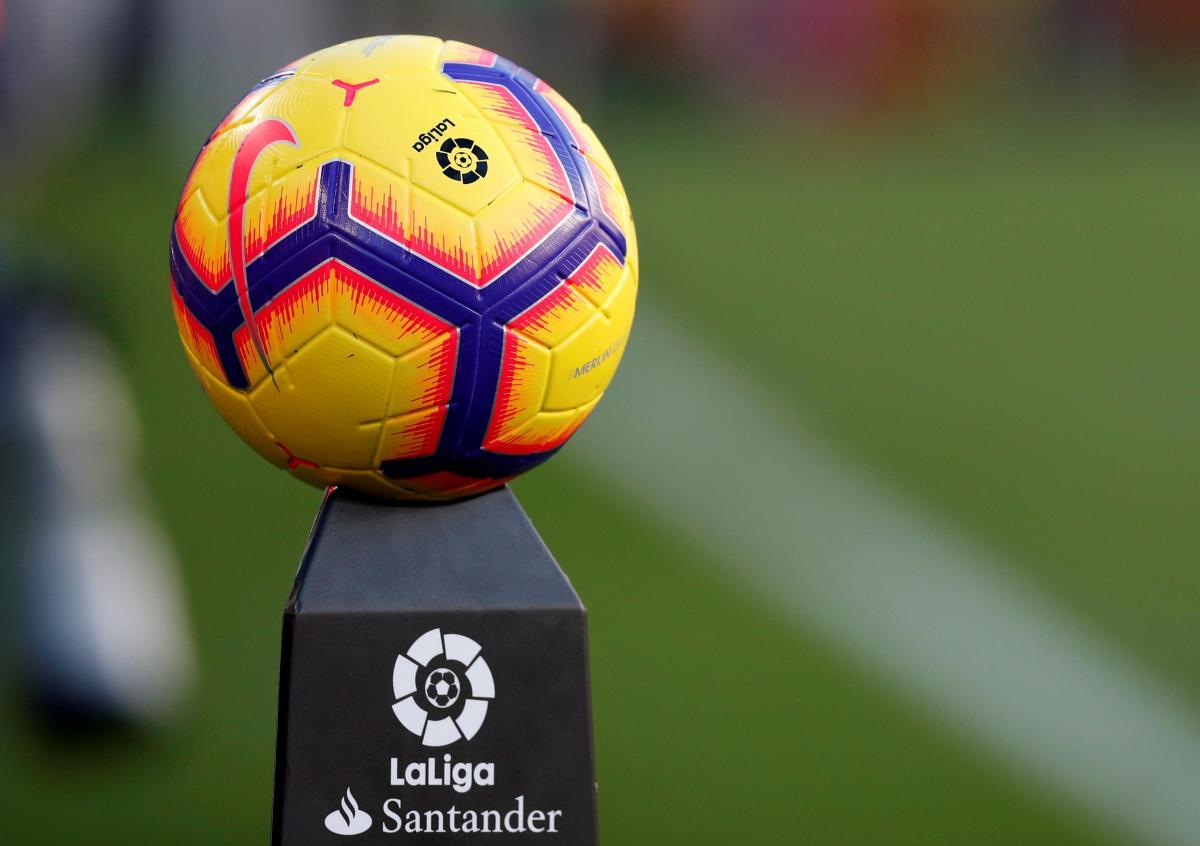 Мяч Ла Лиги / фото REUTERS