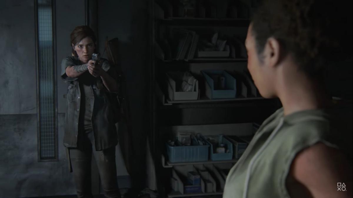 The Last of Us Part II выйдет на PS4 уже 19 июня / скриншот