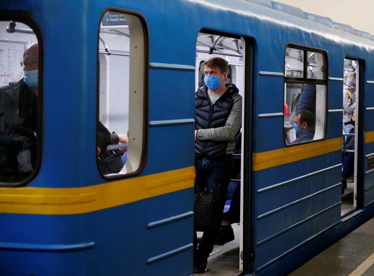 Метро Киева приспособится к локдауну / Иллюстрация REUTERS