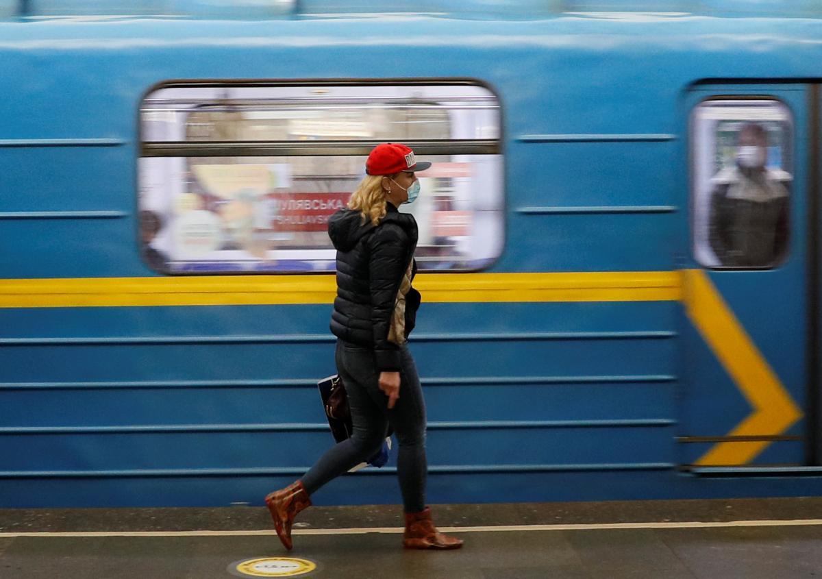 В Киеве снова сообщили о минировании метро / Иллюстрация REUTERS