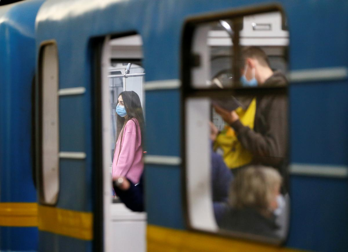 Станцию Крещатик проверили / Иллюстрация REUTERS