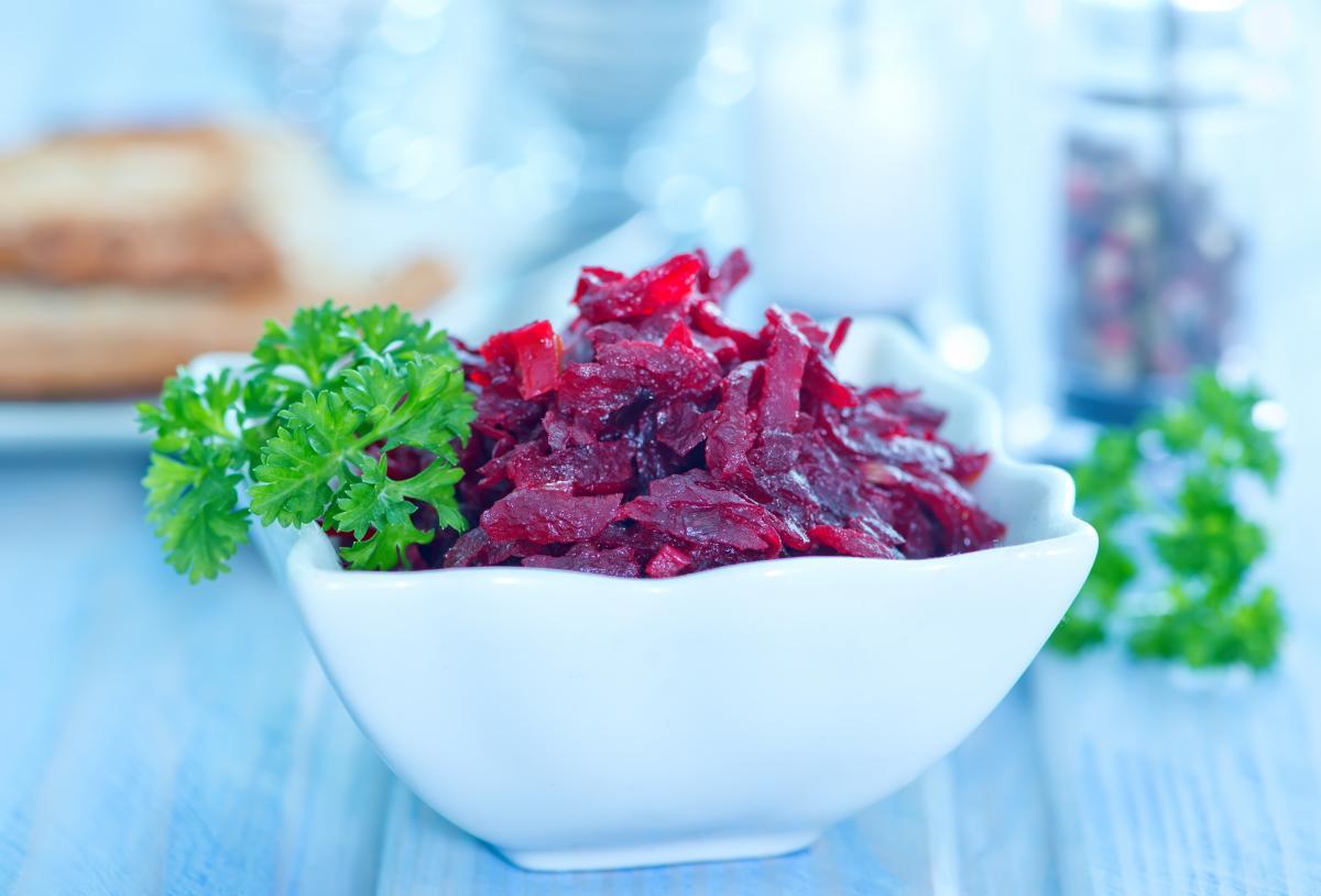 Вкусный салат из свеклы - рецепт / фото ua.depositphotos.com