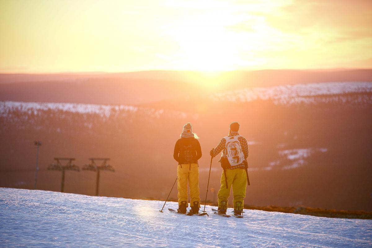 Украинцам рассказали, какие горнолыжные курорты будут доступны в этом сезоне / фото REUTERS