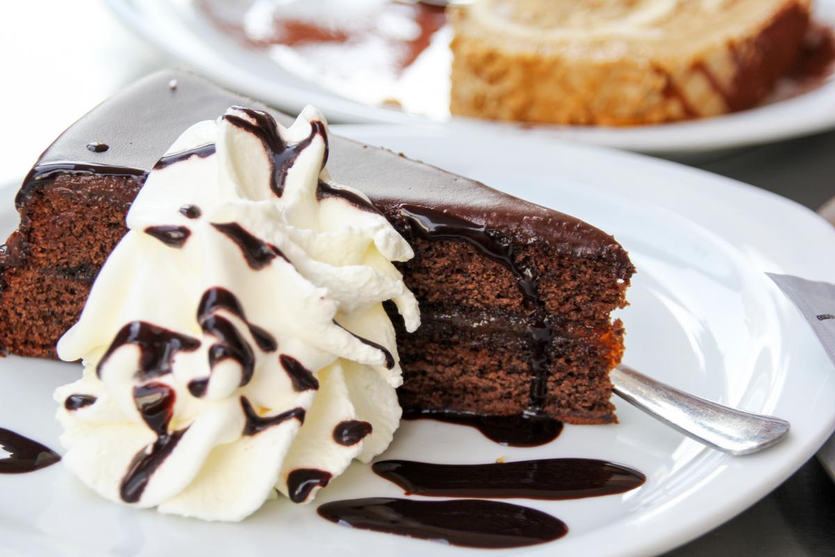 Самый вкусный торт Захер - рецепт / фото ua.depositphotos.com