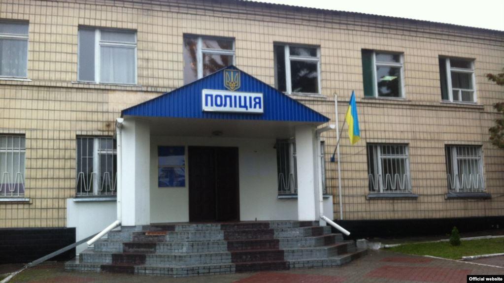 Изнасилование в Кагарлыке - дело сдвинулось с места, отчитываются у Венедиктовой / фото: здание Кагарлыкского отдела полиции