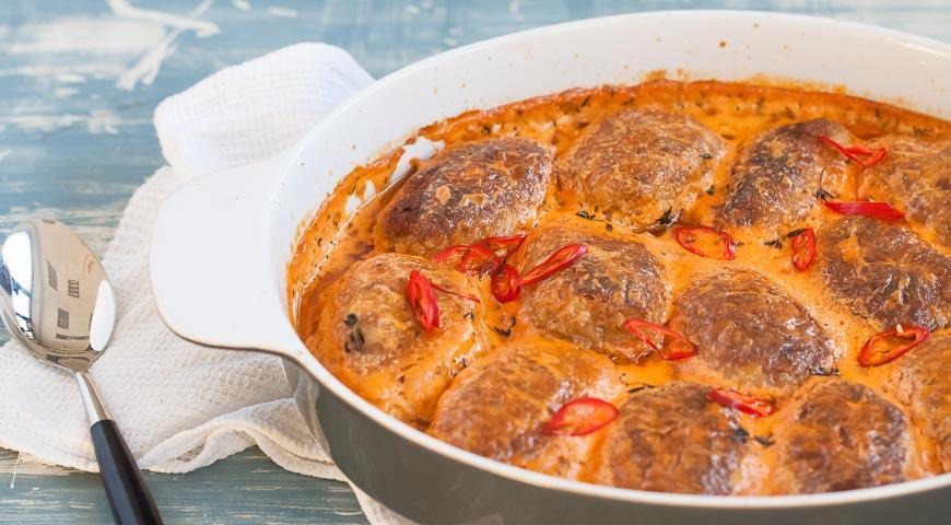 Ленивые голубцы - лучшие рецепты / фото gastronom.ru
