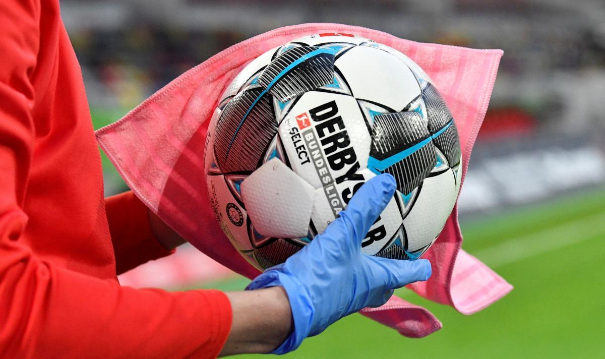 Мяч Бундеслиги / фото REUTERS