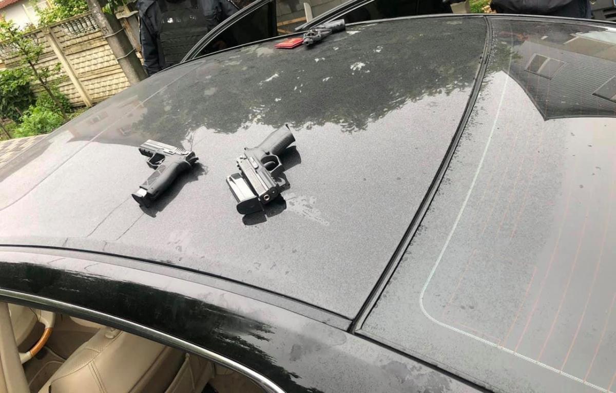 Аваков раскрыл детали утренней стрельбы / фото МВД