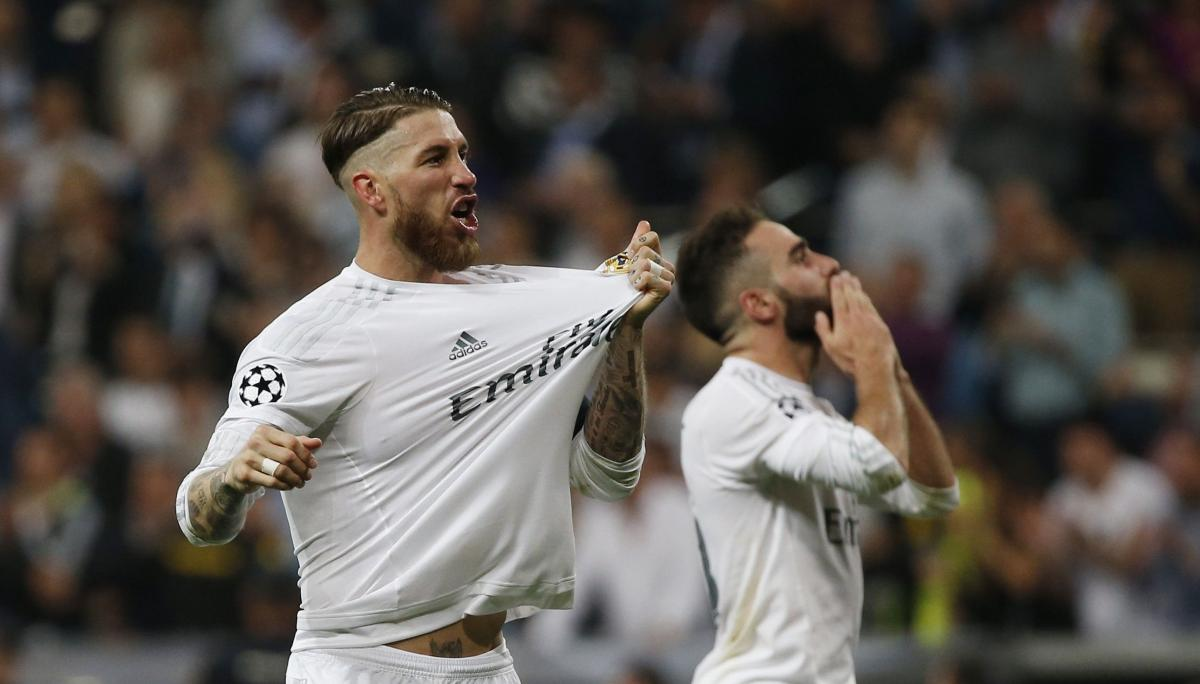 Футболисты Реала / фото REUTERS