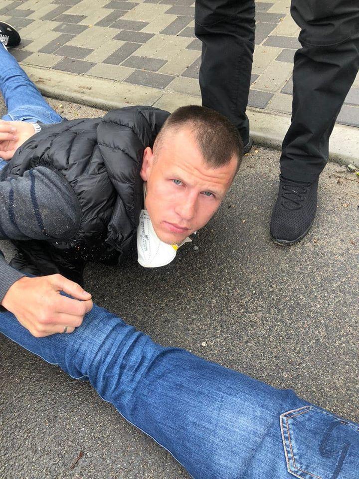 Антон Геращенко, Facebook