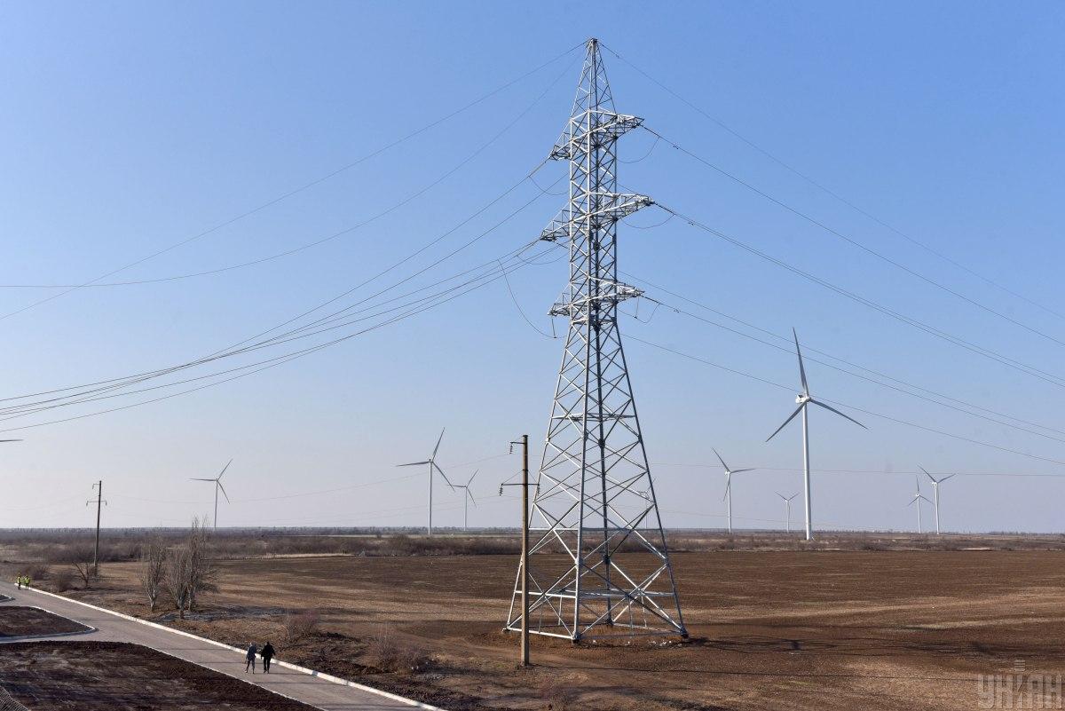 Поставки электроэнергии из Беларуси стабилизировали украинскую энергосистему / фото УНИАН Владимир Гонтар