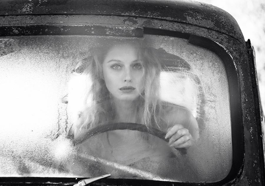 По словам модели, жанр ее всегда интересовал / Фото из личного архива Даши Карандашьян