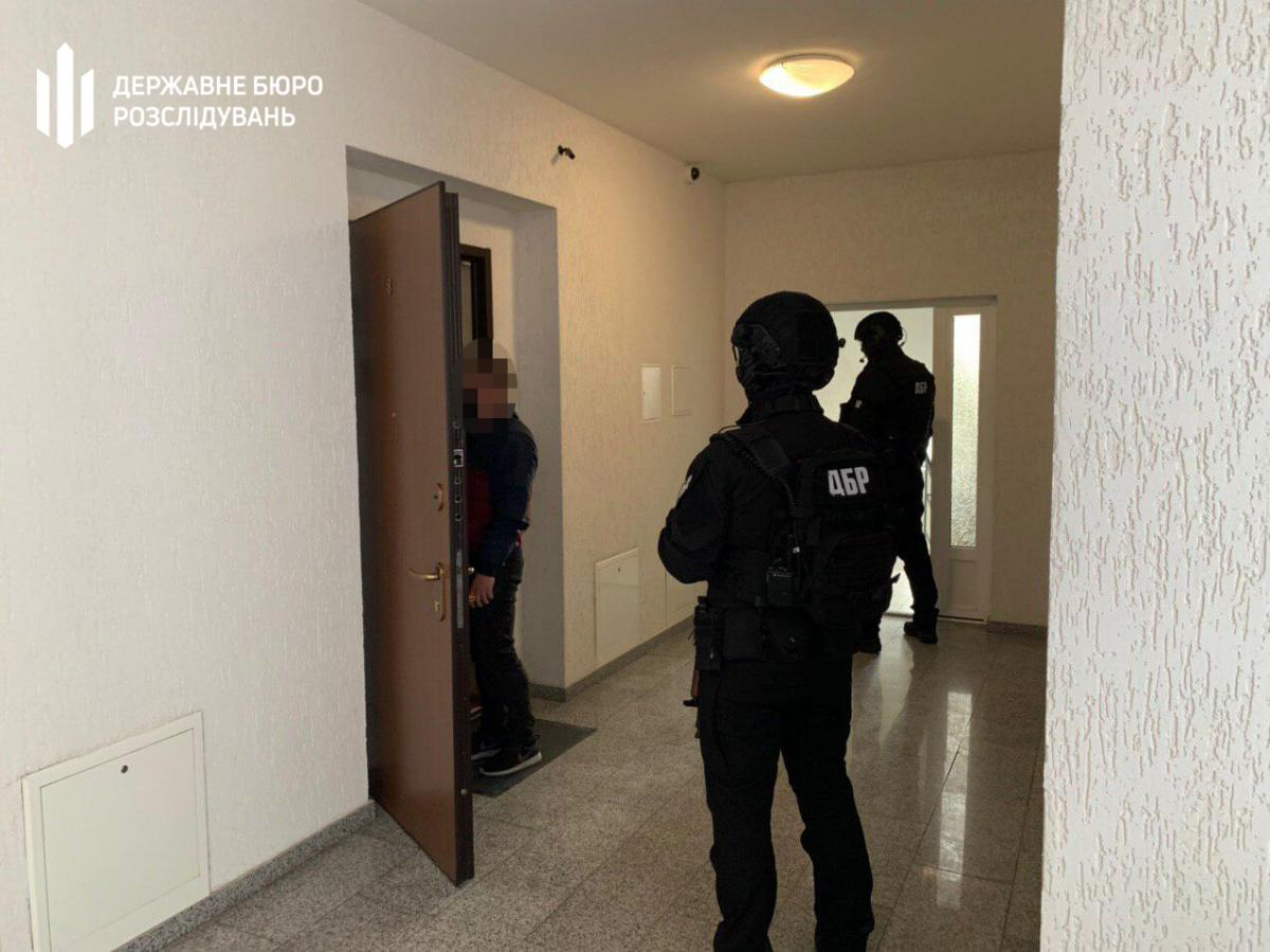 ГБР провело более 20 обысков в налоговой / фото dbr.gov.ua