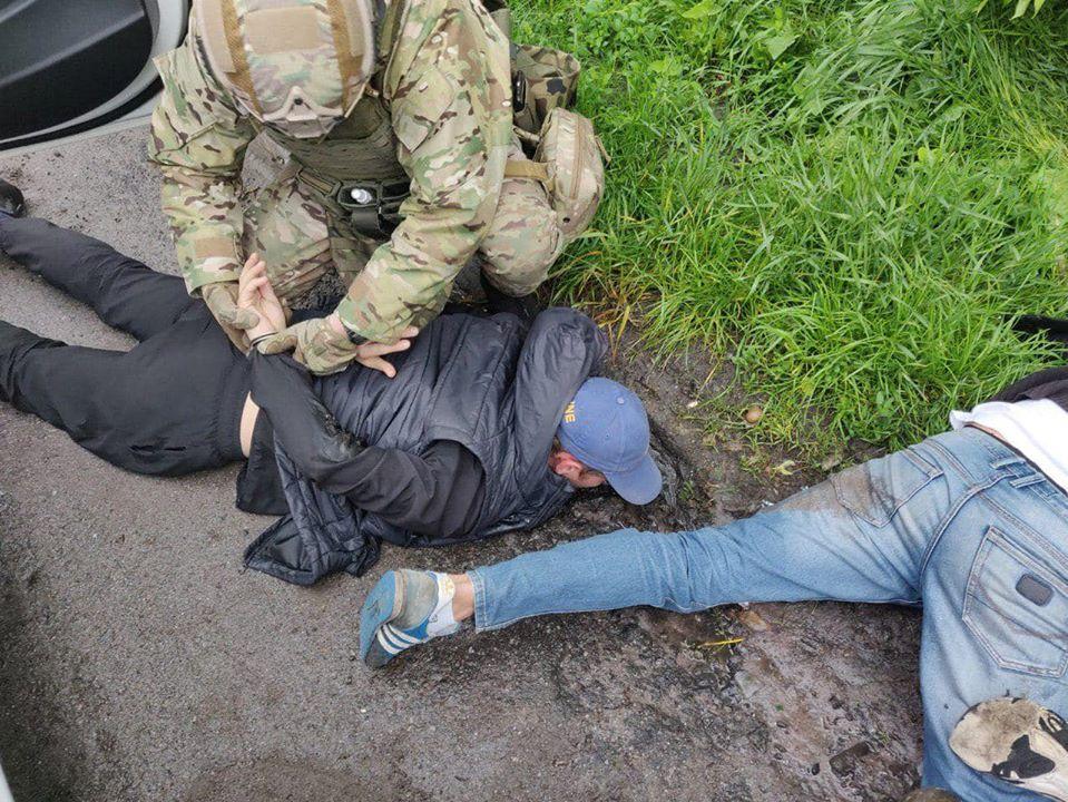 В стрельбе приняли участие более 100 человек / фото Facebook Антона Геращенко