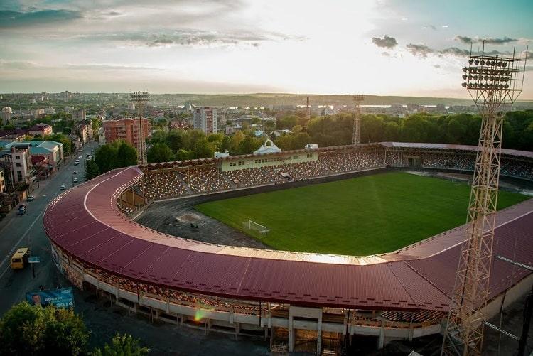 Тернополь должен был принимать финал Кубка Украиныв этом году / фото УАФ