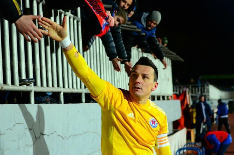 Последним клубом Рустама Худжамова был Мариуполь / фото ФК Мариуполь