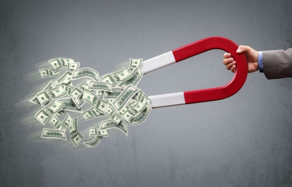 Какие знаки ждет богатство / фото ua.depositphotos.com