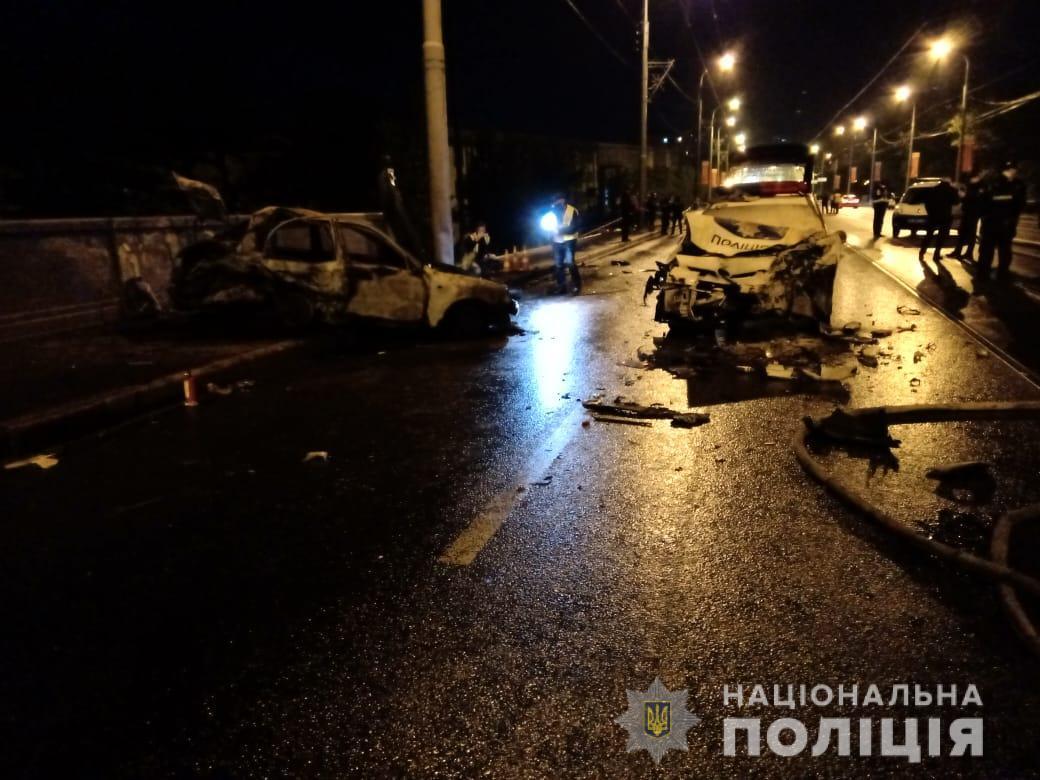 Сейчас все обстоятельства ДТП выясняются \ Нацполиция Харьковской области