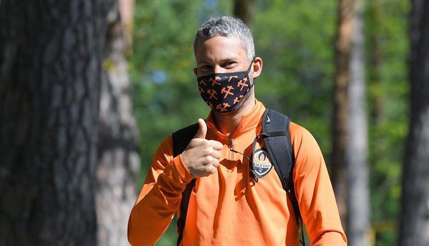 В Шахтарі всі футболісти здорові / фото ФК Шахтар