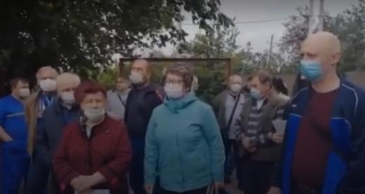 Російські лікарі публічно визнали свою участь у війні на Донбасі / скріншот відео ТСН