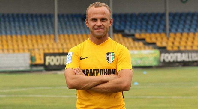 Запорожан провів за Олександрію понад 250 матчів / фото ФК Олександрія