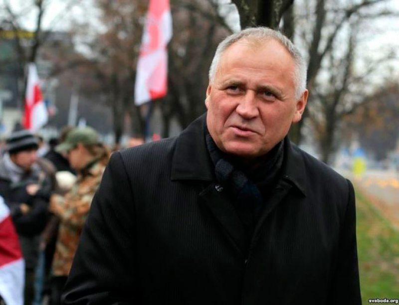 Микола Статкевич / Svaboda.org