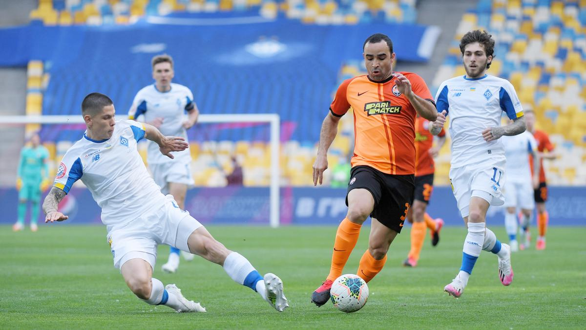 The Miners are far ahead of Dynamo now / Photo from FC Shakhtar