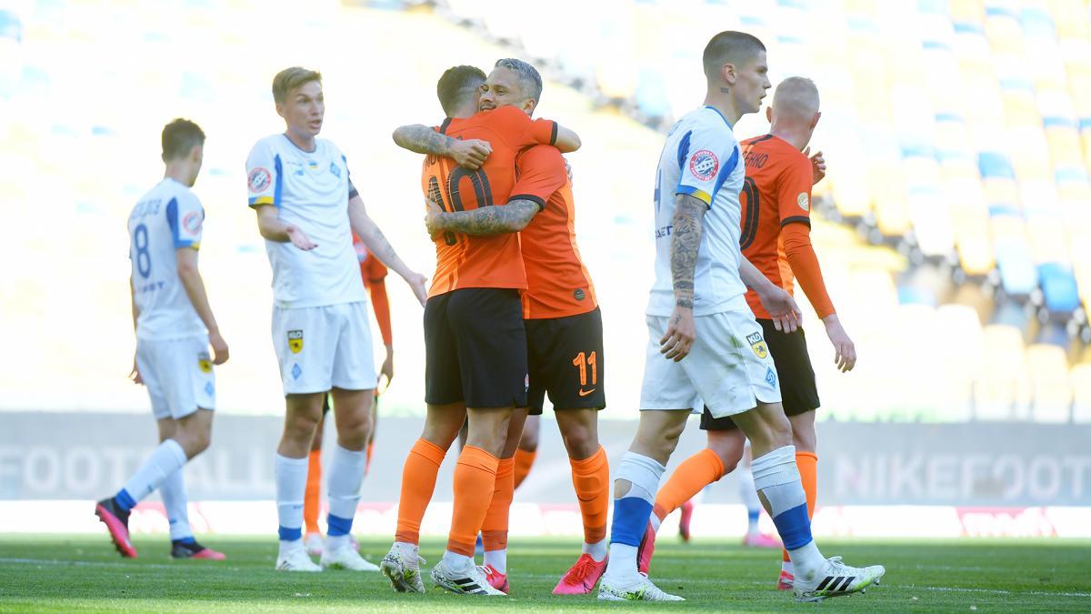 Shakhtar defeat Dynamo in Kyiv / Photo from FC Shakhtar