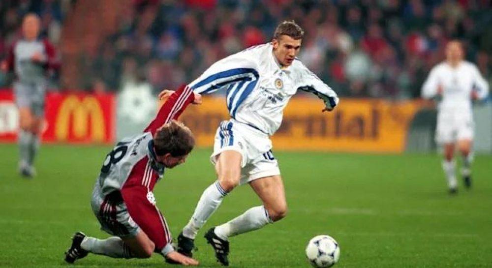 Один из лучших в сезоне: УЕФА вспомнил эффектный гол Шевченко в Лиге ч