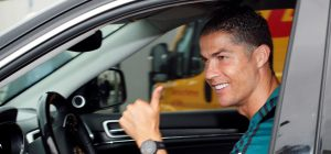 Первый в мире: Роналду покорил невероятную отметку в Instagram