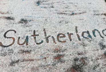 В ЮАР выпал снег (видео)