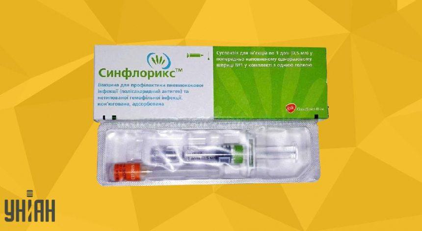 Синфлорикс фото упаковки