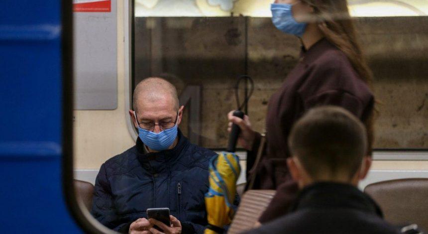В Киеве за сутки 58 новых случаев инфицирования COVID-19
