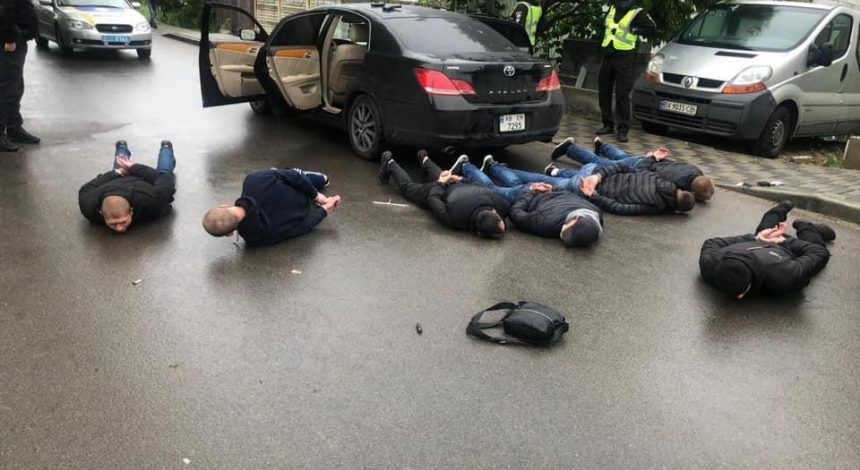 Interior Minister Avakov on Brovary shootout incident: 28 people detained (Video)