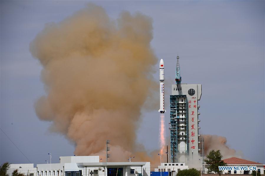 КНР вывелана орбиту два спутника / Фото: News.cn