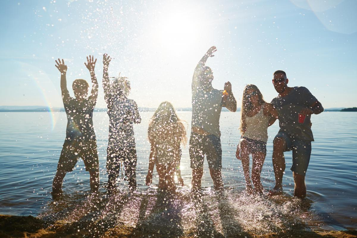 Сколько будем отдыхать в июне 2021 - выходные в Украине / фото ua.depositphotos.com