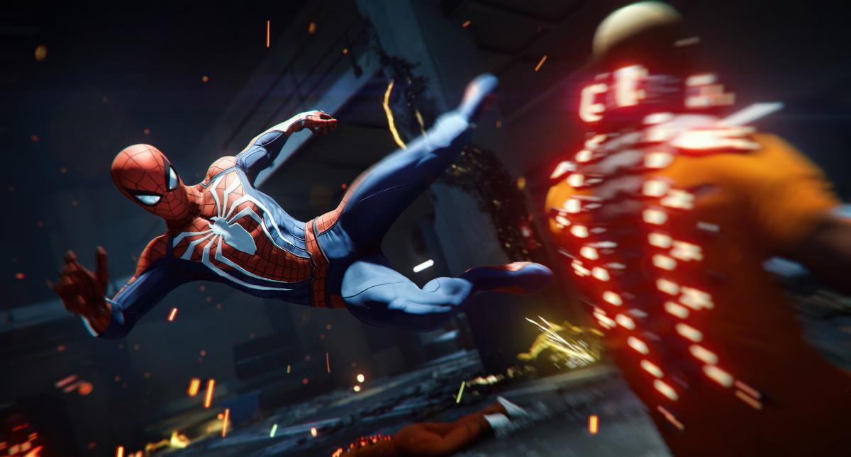 Spider-Man отримає знижку до 60% / скріншот store.playstation.com
